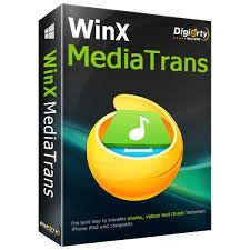 WinXMediaTrans for Windows PC.