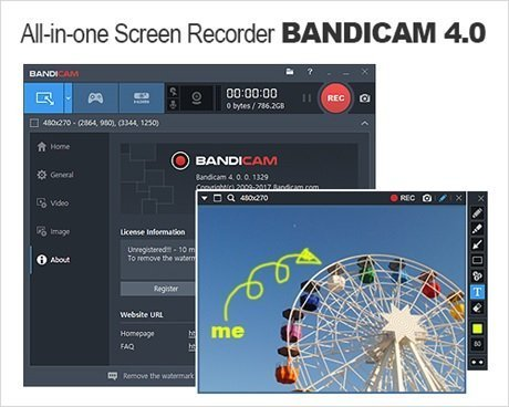 Bandicam 4.0 Review