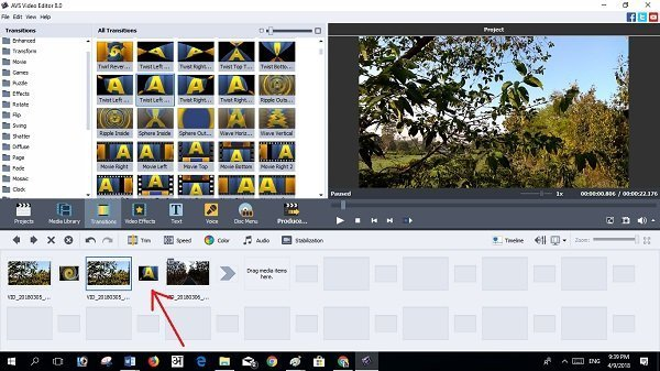 AVS Video Editor review: Simple Video Editor with Advanced Features