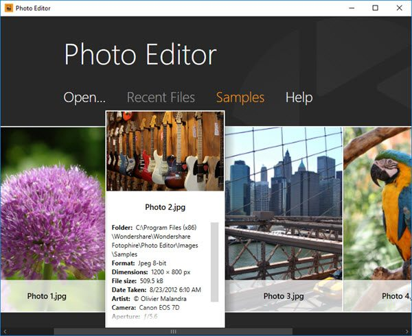 It is interesting to know how Wondershare Fotophire is different than the other photo editing tools available with us; such as Adobe Photoshop and MS Paint.