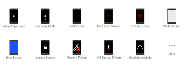 iPhone Issues resolved by TuneKit