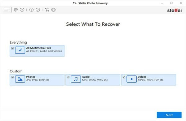 Stellar Photo Recovery software