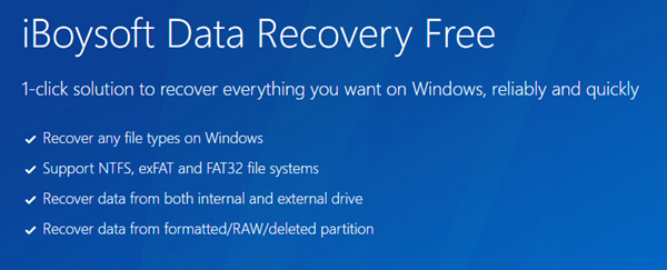 Recover deleted files & from BitLocker Encrypted Drives