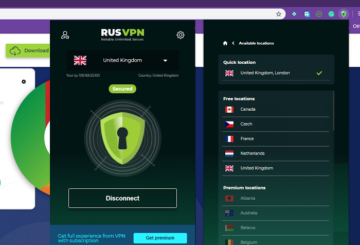 RusVPN VPN Review