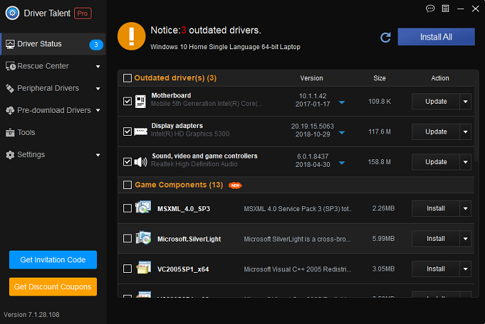 Driver Talent: Best Driver Updater for Windows