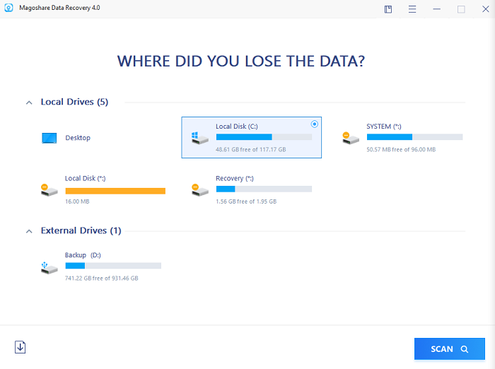 recover data lost formatted partitions