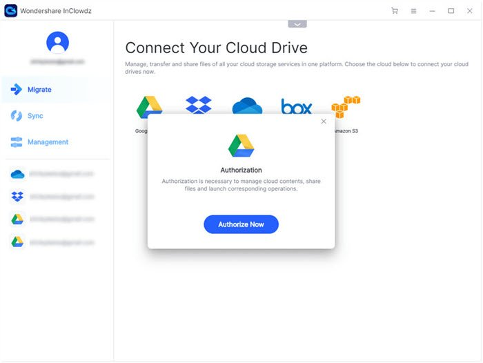 Manage All Cloud Services and Accounts in One Place