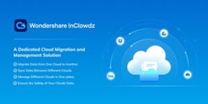 WonderShare InClowdz Service